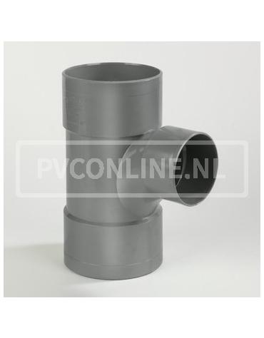 PVC T-STUK 3 X LM 110 X 50 90*