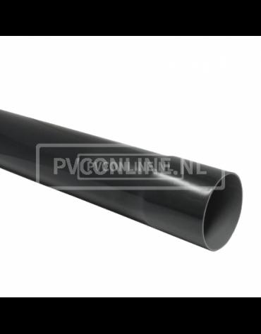 PVC RECYCLINGBUIS ZW 160X4.0 LIJMMOF LGT 5 MTR
