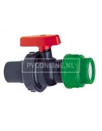 PVC/PE SUBSTRAAT KK.32/40 X 32 KL DN 25