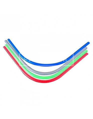 PVC SET DOORVOERBOCHTEN KORT MODEL 1.2 MTR EXCL. GAS