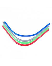 PVC SET DOORVOERBOCHTEN KORT MODEL 1,2 MTR