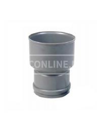 PVC OVERGANGSSTUK PVC/GRES-GY 200 x 232