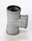 PVC T-STUK 3 X MA 110 X 110 90*