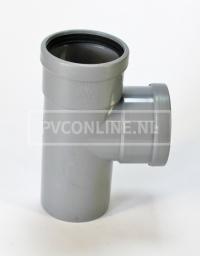 PVC T-STUK 2 X MA/S 110 90*