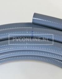 AQUASTAR PVC SLANG GRIJS 32 MM ROL 50M