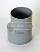 PVC VERLOOPSTUK 200 X 160